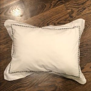 Pottery Barn baby pillow
